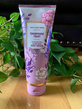 Bath and Body Works Champagne Toast with Ultra Shea Body Cream 8 oz