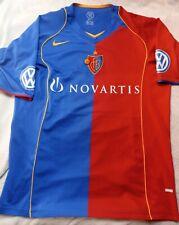 Football Jersey-Fc Basel-Philipp Degen No21 - Signed - Season 2004/2005