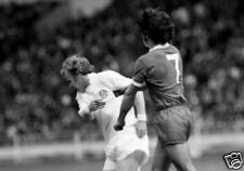 Kevin Keegan Punches Billy Bremner Leeds Utd 10x8 Photo