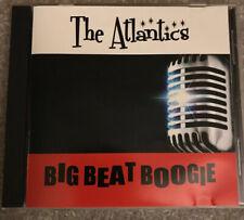 The Atlantics-Big Beat Boogie (US IMPORT) CD  Great Album Excellent Condition