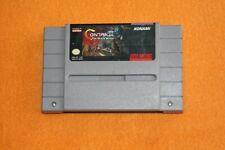 Contra III The Alien Wars NTSC Super Nintendo SNES