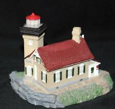 Scaasis Originals Light House Eagle Bluff Wisconsin 4x4x3