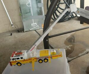 Boley Seagrave Aerialscope  Tower #2 Ladder Fire Truck