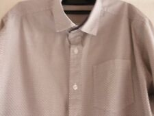 Mens Florence & Fred 100% Cotton Long Sleeve Shirt Size XL