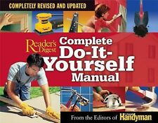 Readers Digest Complete Do-It-Yourself Manual - Revised and Updated 2005