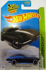 ToKaLand Hot Wheels 2015 225/250 Workshop Forest Green '64 Corvette Sting Ray