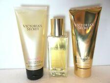 Victoria's Secret Heavenly fragrance 3 pc set lot mist spray lotion wash gel
