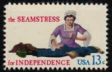 Scott #1717....13 Cent....Seamstress...10 Stamps