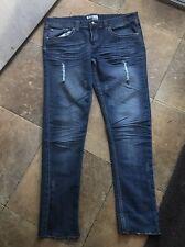 Women's Klip jeans size 13 Skinny stretch Rn#19747