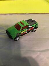 Matchbox Lesney Emergency Rescue 4X4 Green Arrow