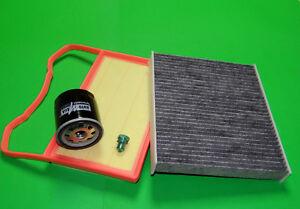 kl. Filterset Filtersatz Inspektionspaket Seat Ibiza V (6P) 1.0 TSI (55/70/81kW)