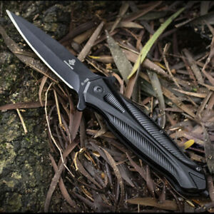 Outdoor Survival Rescue Hiking Hunting Knife Camping Tools Pocket Folding Knives