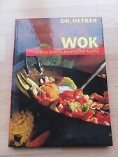Dr. Oetker - WOK fantasievolle asiatische Küche   NEU