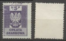No: 51884 - Poland - An Old & Interesting Stamp - Used!