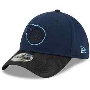 Brand New 2021 NFL Tennessee Titan New Era Sideline Road 39THIRTY Flex Hat NWT
