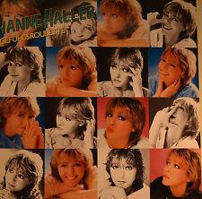 """HANNE HALLER - ALLA ROULETTE SENSAZIONE 12"""" LP (T 452)"""