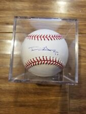 Dan Haren Autograph Baseball. PCM Sports Certified