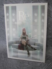 FINAL FANTASY RE: Reply Art Illustration w/DVD Book EB36*