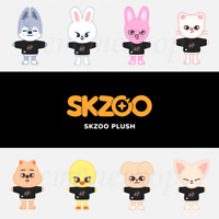 PRE-ORDER Stray Kids CHARACTER [ SKZOO PLUSH ] Original ver. OFFICIAL GOODS DOLL