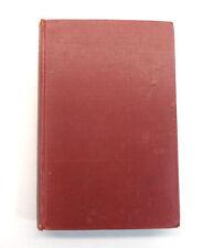 The Doctrine of SUFIS Abu Bakr al-Kalabadhi; RARE Cambridge Press Hardcover 1935
