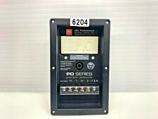 JBL PD6200/66-WH SPEAKER CABINET BACK PLATE (INPUT PLATE NL4) #6204 (ONE)