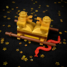 NEW LEGO Ark of Covenant Indiana Jones & The Lost Tomb 7621 Pet Snake Indy