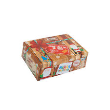 Christmas Eve Delivery Gift Box / Flat Pack - 17cm x 26.5cm x 8.5cm