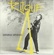 45 TOURS 2 TITRES / RITCHIE     MENINA  VENENO      B0