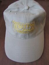 Fly Fishing-Whiting Farms Cotton Twill Logo Cap - Lt. Olive