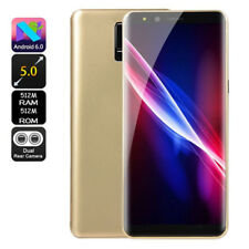 "Unlocked 5.7"" LTE 4G Smartphone Dual Sim Android 6.0 Mobile Phone WIFI GPS Gold"