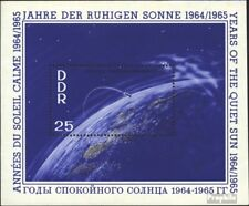 DDR Blok 20 postfris 1964 Vreedzame Zon