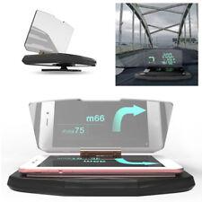 6.5 Inch Car Phone GPS Navigation HUD Head Up Projection Display Bracket Holder