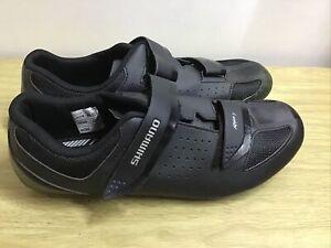 Shimano RP1 SPD-SL (3-bolt)/ SPD (2-bolt) road cycling shoes EU47 UK11