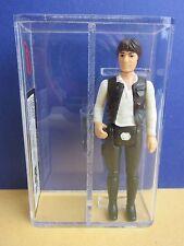 Star Wars Han Solo Action Figure UKG pas AFA vintage original 85% 1977 premier 12