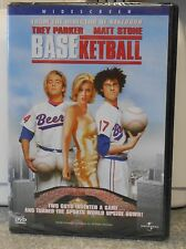 Baseketball (Dvd 1998 Collectors Edition) Rare Sports Comedy Brand New