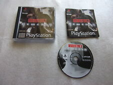 Resident Evil 3 - Nemesis (dt.) (Sony PlayStation 1, 2000)