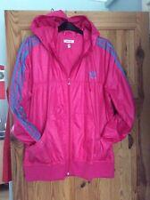 Adidas pink training jacket