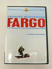 Fargo-Coen Brothers- William H Macy -Dvd Special Edition