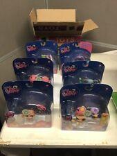 X6 joblots Littlest Pet Shop 1st Edition Comme neuf Boxed