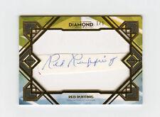 Red Ruffing 2020 Topps Diamond Icon Legendary Cut Signature Gold 1/1 Auto Sp