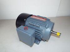 BRAND NEW Brook Hansen 1HP 3-Phase AC Motor, S813308 3600RPM 1422105-00...I99