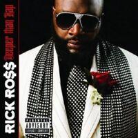 RICK ROSS - DEEPER THAN RAP  CD  14 TRACKS HIPHOP / RAP  NEW+