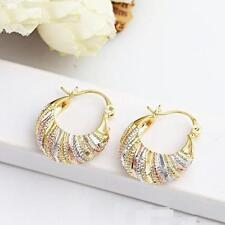Copper Yellow Gold Filled Drop/Dangle Costume Earrings