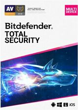 More details for bitdefender total security 2021 with 200mb vpn - 5 pc devices 1 year - download