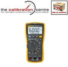 Véritable Fluke 117 électriciens Multimètre avec sans contact de tension