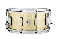 Gretsch Hammered Brass Snare Drum