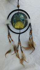 Lisa Parker Black Cat Dreamcatcher / Bewitched Dream Catcher - BNIB