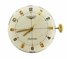 Longines 19AS Automatic Movement Working