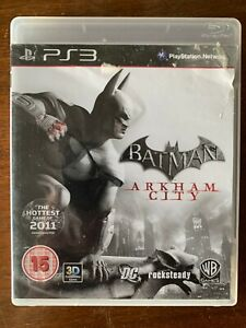 Batman: Arkham City PS3 Game for Sony PlayStation 3