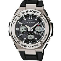 CASIO G-SHOCK SOLAR WATCH RELOJ HOMBRE RADIO COCKPIT 200 M GST-W110-1AER